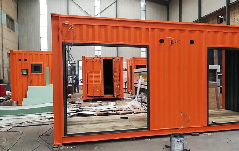 containerhouse for businness